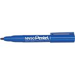 Marqueur permanent Pentel NN50 Ogive Bleu