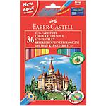 Crayons de couleur Faber Castell Ecopencils   36 Unités
