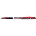 Stylo rollerball uni ball Air Rouge