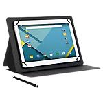 Étui de protection tablette + Stylet MOBILIS C1 Universal Gris