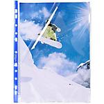 Pochettes perforées Exacompta Stop Doc® A4 11 Perforations 6