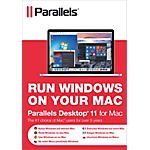 Logiciel bureautique Parallels Parallels Desktop 11 Mac