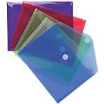 Pochettes enveloppes Exacompta A5 Assortiment 5 Unités