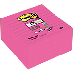 Notes repositionnables Post it Super Sticky 101 (H)  x  101 (l) mm 70 g