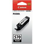 Cartouche jet d'encre Canon D'origine PGI 570 Noir