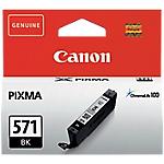 Cartouche jet d'encre Canon D'origine CLI 571BK Noir