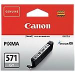 Cartouche jet d'encre Canon D'origine CLI 571GY Gris