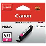 Cartouche jet d'encre Canon D'origine CLI 571M Magenta