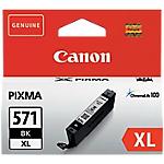 Cartouche jet d'encre Canon D'origine CLI 571BK XL Noir