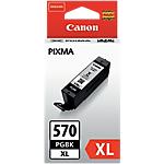 Cartouche jet d'encre Canon D'origine PGI 570XL Noir