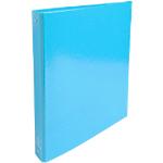 Classeur à anneaux Exacompta 4 anneaux 30 mm Carton A4 Bleu