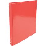Classeur à anneaux Iderama Exacompta 30 mm Carton pelliculé A4 Rouge