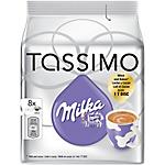 Capsules chocolat Tassimo Milka   8 Unités
