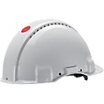 Casque de protection ABS 3M One Size Blanc