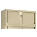 Rehausse armoire monobloc Acier Porte rideaux 1000 x 430 x 440 mm 1015