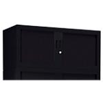 Rehausse armoire monobloc Acier Porte rideaux 1000 x 430 x 440 mm Pierre Henry 9005