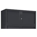 Rehausse armoire monobloc Acier Porte rideaux 1000 x 430 x 440 mm Pierre Henry 7016