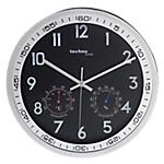 Horloge Murale à Quartz TechnoLine WT7981 30 x 5 cm Noir