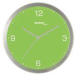Horloge murale TechnoLine 30 (D) x 30 (l) cm Vert