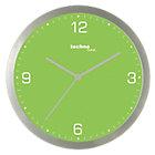 Horloge murale TechnoLine WT9000 30 x 3,3 cm Vert