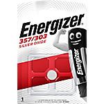 Pile bouton Energizer Silver Oxide 357
