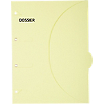 Pochette en papier SMARTFOLDER Dossier A4 300 g