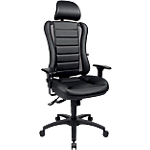 Siège de bureau ergonomique TOPSTAR Head Point RS Noir