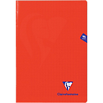Cahier Clairefontaine A4 Mimesys 96 Pages Papier Rouge