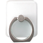 Anneau support Smartphone Ring Universel Argent
