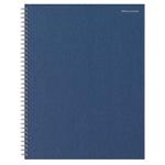 Cahier à spirale Office Depot A4+ Quadrillé Bleu foncé   80 Feuilles