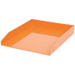 Corbeille à courrier Foray Generation Orange