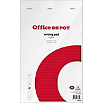 Bloc notes Office Depot A4+ Ligné Blanc