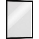 Cadre d'affichage magnétique DURABLE DURAFRAME A3 Transparent, noir 5 Unités