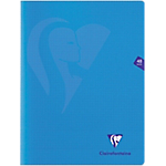 Cahier Clairefontaine A4 Bleu
