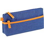 Trousse Viquel Flou Bleu, Orange