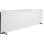 Panneau écran Elégance Blanc 1400 x 19 x 500 mm
