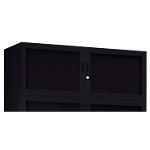 Module d'extension pour armoire Pierre Henry GC0412 Acier, polypropylène 1200 x 430 x 440 mm Noir