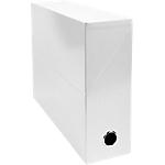 Boîte de transfert Exacompta Iderama 9 x 25,5 x 34 cm Blanc