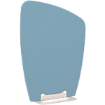 Cloison amovible Gautier Office Bleu