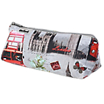 Trousse ELAMI London Bus Gris