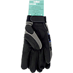 Gants Multi Usages ELAMI Medium Noir