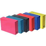 Boîte de transfert Hamelin Colour Life 13 cm x 28 cm Turquoise