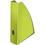 Porte revues Leitz WOW Vert 7,5 x 25,8 x 31,2 cm