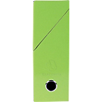 Boîte de classement Exacompta 89923E 25,5 (H) x 9 (l) cm Vert