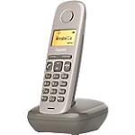 Téléphone Fixe Gigaset A170 Solo Sans fil Sans répondeur Taupe
