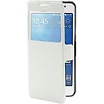 Étui de protection folio OMENEX Samsung Galaxy A5 2016 Blanc