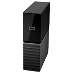 Disque dur de bureau 3.5 WD My Book 8 To USB 3.0 Noir