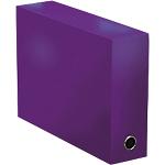 Boîte de transfert ELBA Colour Life 25 x 5 cm Violet