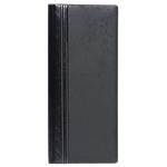Porte cartes de visite ELBA Elegance 80 Noir