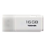 Clé USB Toshiba U202 16 Go Blanc